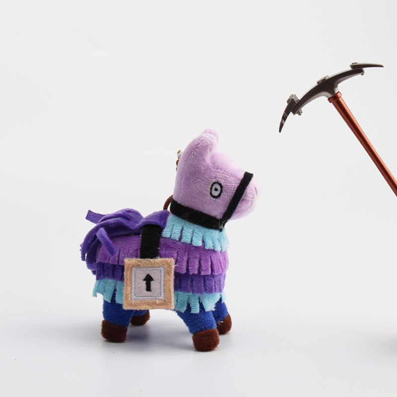 Милый тролль, лама, плюшевая игрушка, игра, альпака, радуга, лошадь, тушеная кукла, игрушка детский подарок, мягкая, крепостная, ночная кукла