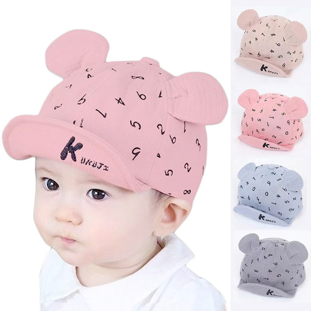 2018 Fashion Caps Children Hat From Sun Hats Toddler Hats Summer Caps Boys  Girls Sun Caps Baby Girl Baseball Caps For Children 61cd18fc717