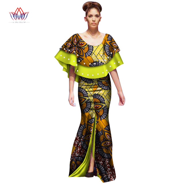 d6009da711d african dress plus size africa dresses for women fashion Clothing Africa  Wax Dashiki Slim Cut Sexy