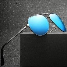 MYT_0103 Driving Pilot sunglasses Polarized Sunglasses Men Shades For Fashion Aviation male Fishing Eyewear UV400