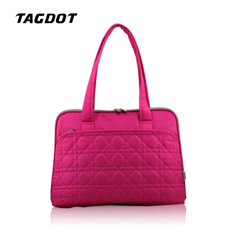 Tagdot Brand Laptop messenger bag women 13 13.3 14 inch Fashion Laptop bag for women Stylish Shoulder Notebook bag 2018