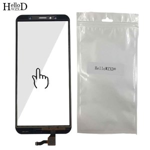 Image 5 - 5.7 Mobile Touch Screen Sensor For Huawei Honor 7A Pro AUM L29 Touch Screen Digitizer Front Glass Panel