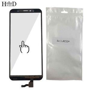 Image 5 - 5.7 Touch Screen Cellulare Sensore Per Huawei Honor 7A Pro AUM L29 di Tocco Digitale Dello Schermo del Pannello Frontale di Vetro
