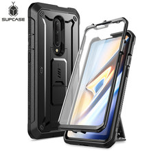 For One Plus 7 Pro Case SUPCASE UB Pro Heavy Duty Full-Body Rugged Holster Cover with or W/O Built-in Screen Protector&Kickstand supcase for iphone 11 pro max case 6 5 inch ub pro full body rugged holster cover with built in screen protector