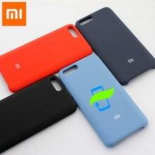 Xiaomi Mi 6 Case Liquid Silicone Protector Luxury Cover XIAOMI Redmi Note 7 Mi 9 10 6 8 Lite Pro PocoPhone F1 Silicone Back Case