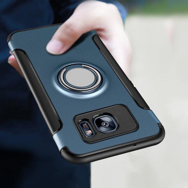 samsung s7 case ring holder
