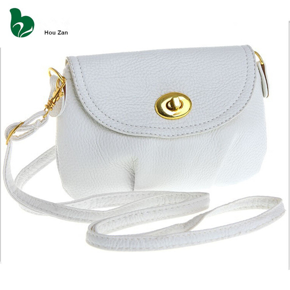 Bolsa Estilo Satchel : Mini purse crossbody shoulder satchel women messenger bag