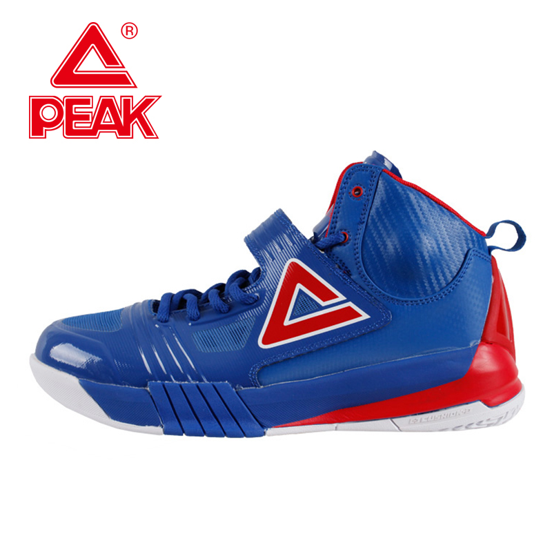PEAK SPORT Hurricane II Professional Player Carl Landry Basketball Shoes FOOTHOLD Cushion-3 Tech Men Athletic Sneakers EUR 40-50 peak sport professional men women basketball shoes cushion 3 revolve tech sneaker breathable athletic ankle boots size eur 40 48