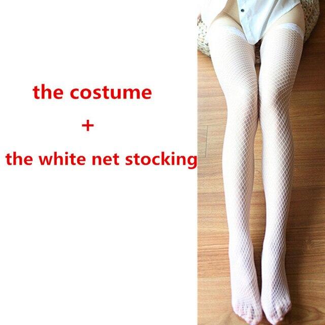 Seksikas toateenindaja kostüüm