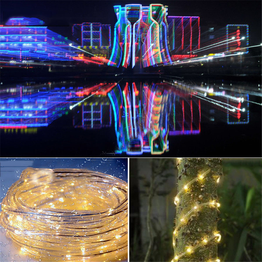 Novelty Outdoor Christmas Lights