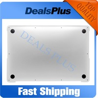 Replacement New For Macbook Pro Retina 15'' A1398 Bottom Lower Case Back Cover 2012 2013 923 0090 923 0411 604 3097 604 3590