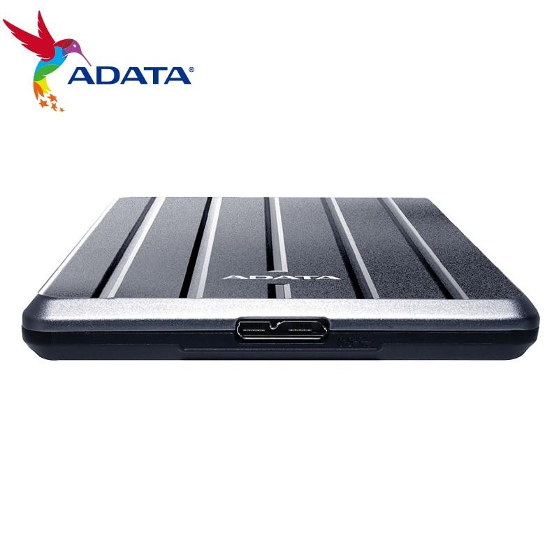 ADATA EX HD USB 3.0 2.5 HDD Portable External Hard Disk Drive 1TB 2TB USB 3.0 HC660 External Hard drive for Desktop Laptop