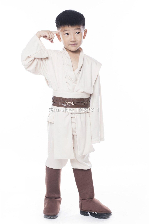 Star Wars Jedi Deluxe Kids Robe