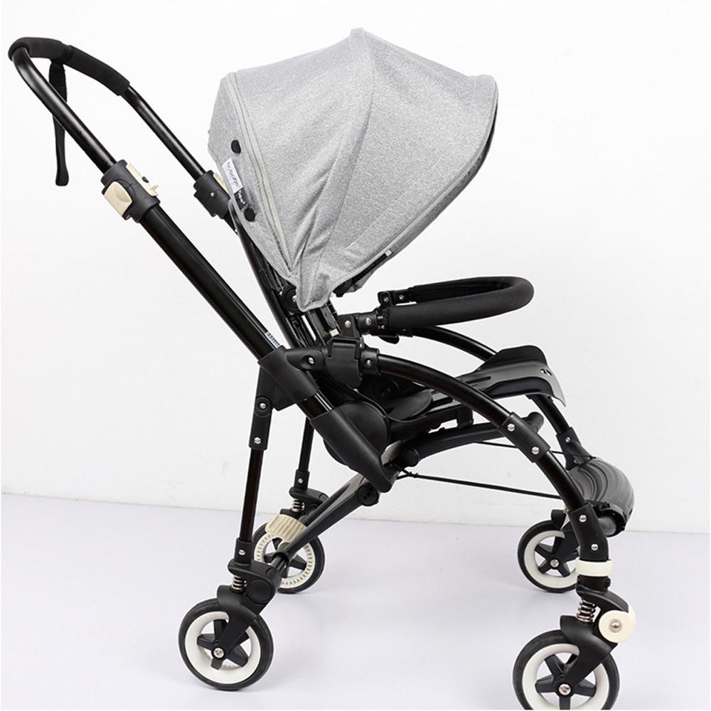 Baby Stroller Accessories Trolley Armrests Bumper Bar Handlebar - Aktivitas dan peralatan anak anak - Foto 3