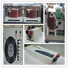 PS Series 6000W/6KW 24/48Vdc 110/210/220/230V Pure Sine Wave Solar Inverter Charger