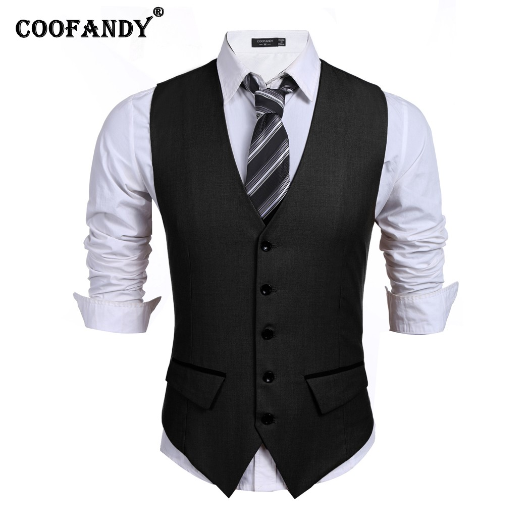 Popular Dress Vests for Men-Buy Cheap Dress Vests for Men lots ...