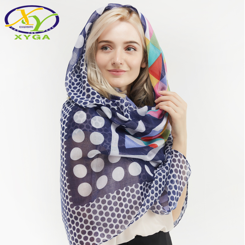 1PC Flower Printed Cotton Long Women Scarf Thin Srping Female Acrylic Wraps Soft Summer Lady 39 s New Viscose Pashminas Shawl in Women 39 s Scarves from Apparel Accessories