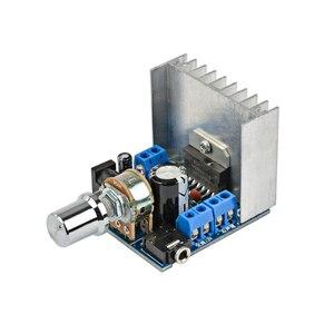 Image 2 - AIYIMA TDA7297 2.0 Dual ช่องเครื่องขยายเสียงเครื่องขยายเสียง DC 12 V สำหรับ 4 8ohm ลำโพงเสียง 15 W + 15 W