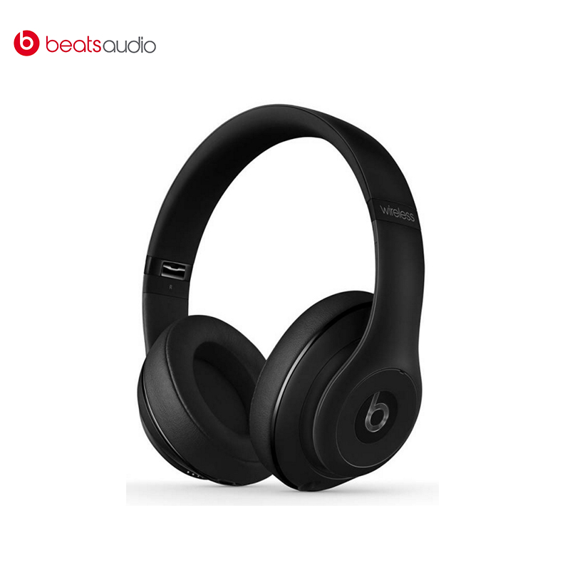 Earphones Beats Studio Wireless bluetooth earphone Wireless headphone headphone with microphone headphone for phone over-ear retractable 3 5mm in ear stereo earphone microphone 110cm