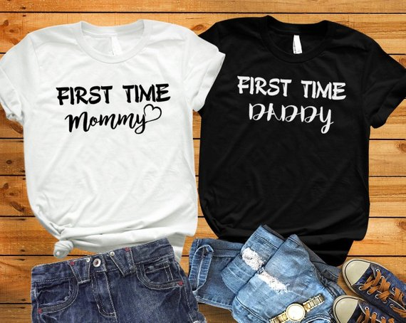 Daddy and Baby Dead Pool Mens T Shirt /& Baby T-Shirt Matching Father Baby Gift Set