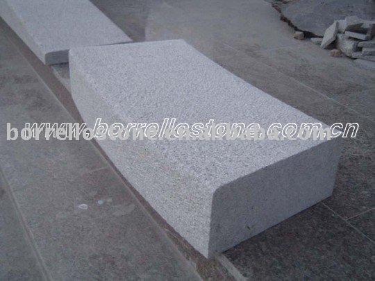 Cheap Chinese granite kerbstone/ road border