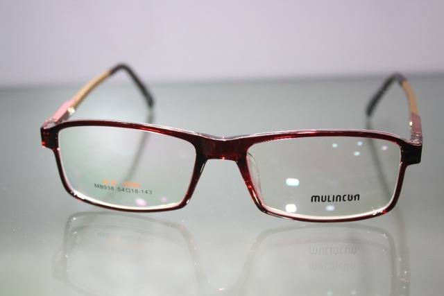 2016 Real Custom Made Óculos Menos Míope Míopes Praça Mulheres Briller óculos de leitura-1-1.5-2-2.5-3-3.5-4-4.5-5-5.5-6