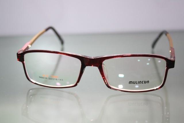 2016 Real Custom Made Glasses Minus Shortsighted Myopic Square Women Briller Reading -1 -1.5 -2 -2.5 -3 -3.5 -4 -4.5 -5 -5.5 -6