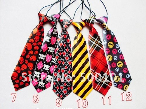 e26416e13e72 100pcs/lot girls` ties boys` Neckties Children`s babies` Neck Tie scarf baby  neckwear neckcloth mixed styles H053-in Boys Costume Accessories from  Novelty ...