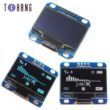 Oled-Module Arduino I2C 128X64 White Blue-Color And IIC for SPI