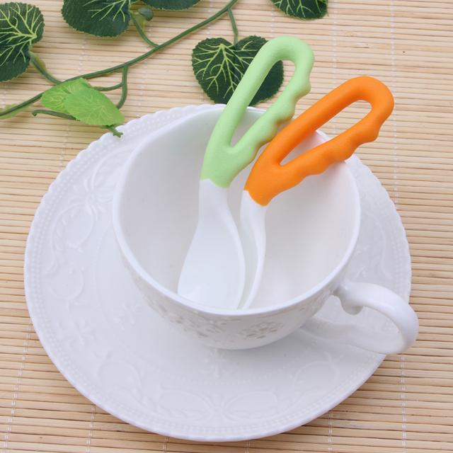 Curved Feeding Spoon