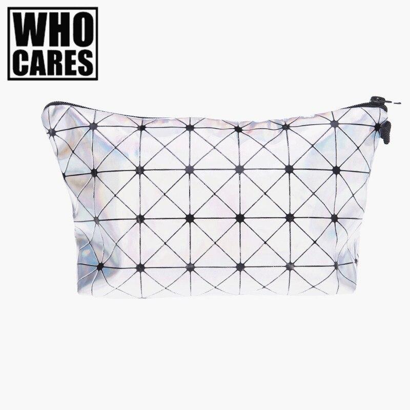 En cuir Cosmétique sac 2016 De Mode New maekup sac neceser voyage organisateur crayon cas trousse de maquillage trousse de toilette