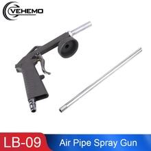 Vehemo LB-09 СЕРЫЙ ШАССИ Броня специальный реактивный винтовка пистолет лак Air Pipe Универсальный