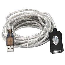 5 м USB 2.0 Активный Ретранслятор Кабель-Удлинитель