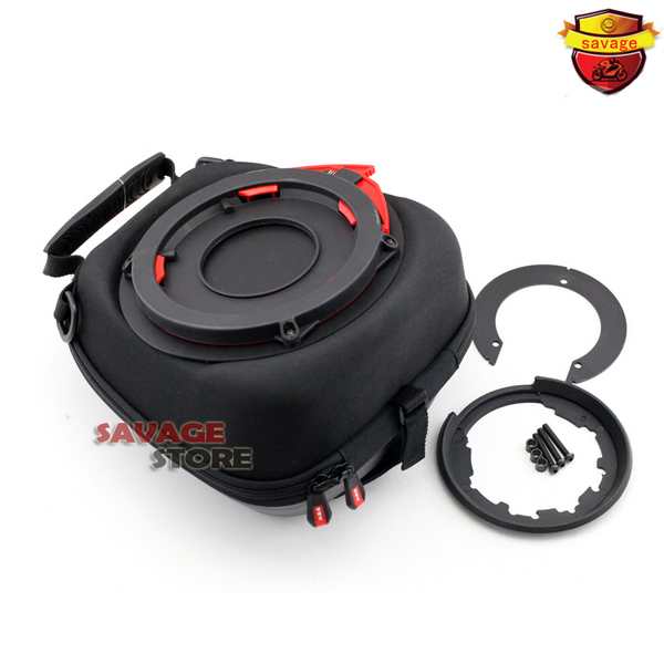 For HONDA CB 400/600F/750/900/1000R/1100/1300SF CBF 600/1000 Motorcycle fashion Oil Fuel Tank Bag Waterproof racing package free shippment magnetic m20 2 5engine oil filler cap cnc oil cup cover for honda cb650f honda cbf 250 honda cbf 600 honda cbr