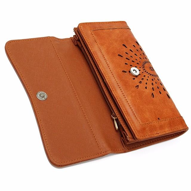 Long Fashion Ladies Wallet