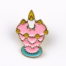 Cute Cartoon Cat Enamel Brooch Pins