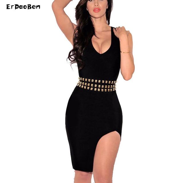 High Quality Sexy Women Club Clothing Pencil Dress Apricotblack R