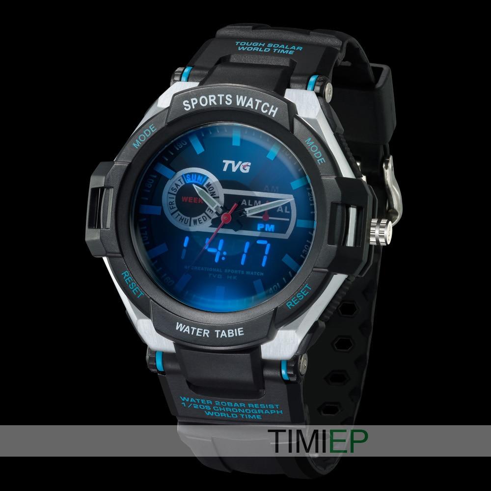 Amica Customer Service >> Aliexpress.com : Buy TVG Men Sports military digital Watch Army wristwatch Blue LED Pointer 30AM ...