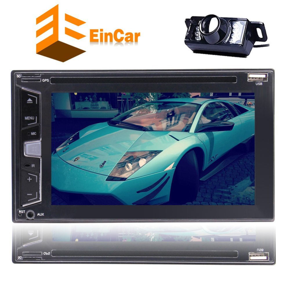 Rearview Camera+2Din Car Radio Audio Stereo DVD CD Player In Dash Headunit Autoradio 6.2Bluetooth Steering Wheel Control RemoteRearview Camera+2Din Car Radio Audio Stereo DVD CD Player In Dash Headunit Autoradio 6.2Bluetooth Steering Wheel Control Remote