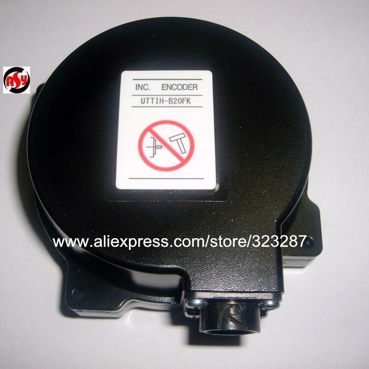 Codificador rotativo UTTIH-B20FK SGMGV-05DDM-YG13 Trabalho para Servo Motor