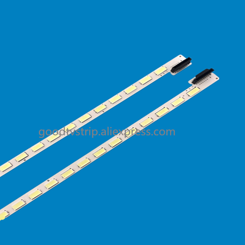 690mm LED Backlight Lamp Strip 66/72leds For Chang Hong LG 3D55A4000IC 6922L-0003A 0004A LC550EUN 55