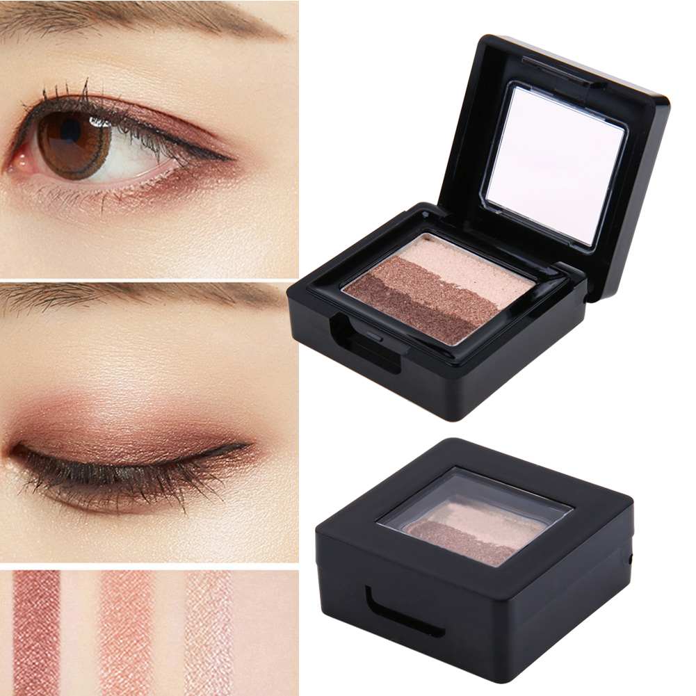 The Best Eye Shadow Tray Long-lasting Plate Powder Casual Makeup Colors Eyeshadow 1 Shadow Catwalk Stage Portable Eye Novel Fashion Excellent In Cushion Effect Beauty Essentials Beauty & Health