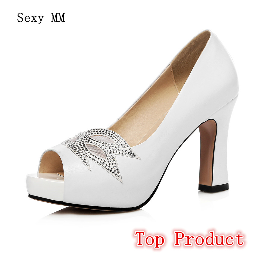 Genuine Leather Peep Toe High Heel Shoes Stiletto Women Platform Pumps High Heels Kitten Heels Party Wedding Shoes Woman цены онлайн