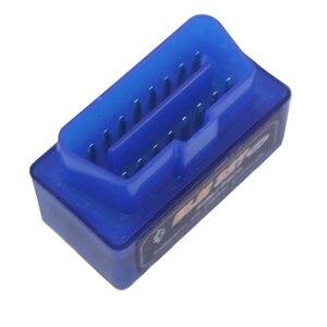 Image 5 - Ông Cartool Xe OBD2 2 II ELM327 Eml 327 V1.5 Bluetooth Mini Tự Động ODB 2 Phần Mềm 12 Loại Tổng Có Thể xe Bus Đôi Bboard