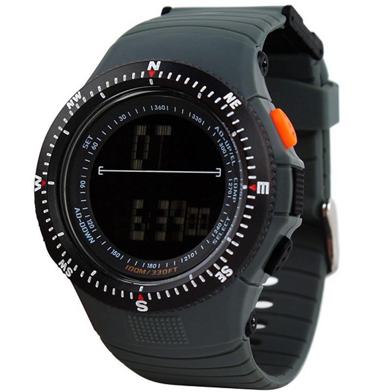 Prix pour SKMEI Hommes Sport Montres Homme Mode Décontractée Quartz Horloge LED Numérique Étanche Montres Militaires Drop Shipping