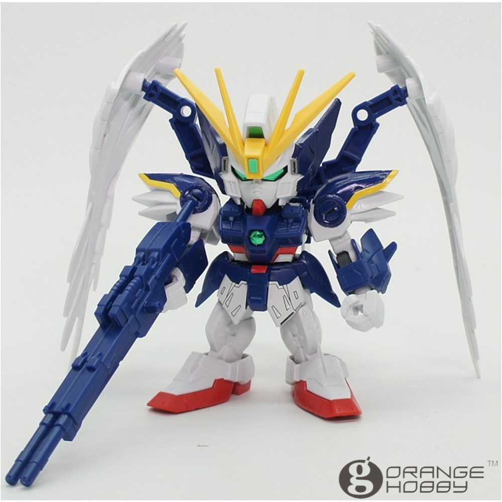 Ohs Bandai Sd Ex Standard 004 Q Ver Wing Gundam Zero Ew Mobile Suit Assembly Model Kits Oh In Building From Toys Hobbies On