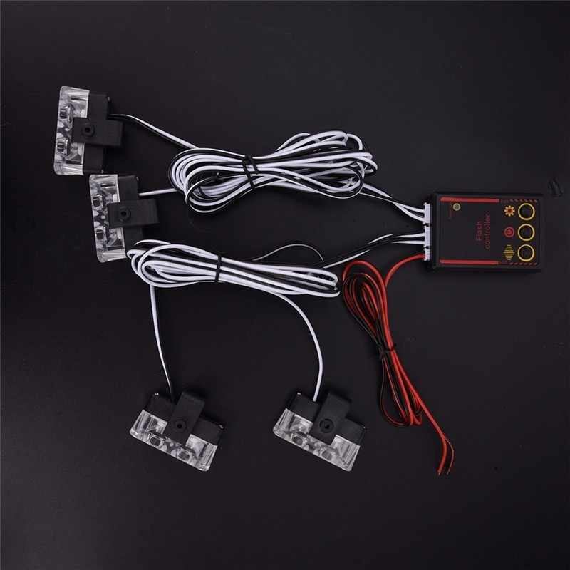 Miraculous Detail Feedback Questions About 1Set 4 In 1 Led Flashing Mini Wiring Cloud Brecesaoduqqnet