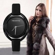 REBIRTH Women's Watch 2018 Luxury Top Brand Bayan Kol Saati Fashion