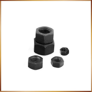 Image 5 - 5000pcs Stainless Nut M2 High Strength Carbon Steel Grade 8 Black Hex Nutsert 100% New Hex Nutstainless bolts,nails,riveter