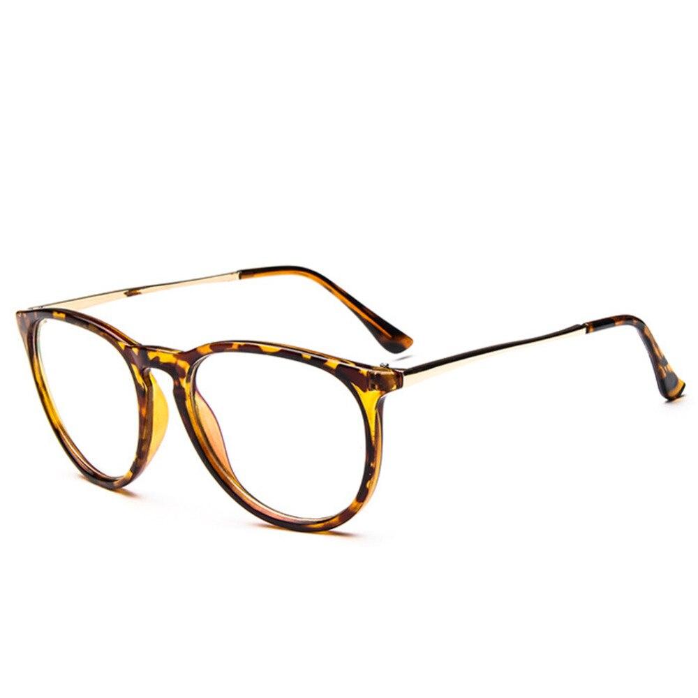 ebffbff832a Aliexpress.com   Buy 2017 Vintage Preppy Style Eyeglasses Unisex Men Women  Clear Lens Glasses Round Metal Frame Titanium Glasses Nerd Optical Eyewear  from ...